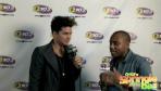 Q102 Springle Ball Maxwell's Adam Lambert Backstage Interview May 22