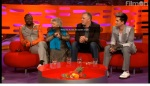 Adam Lambert on Graham Norton June 22 2012